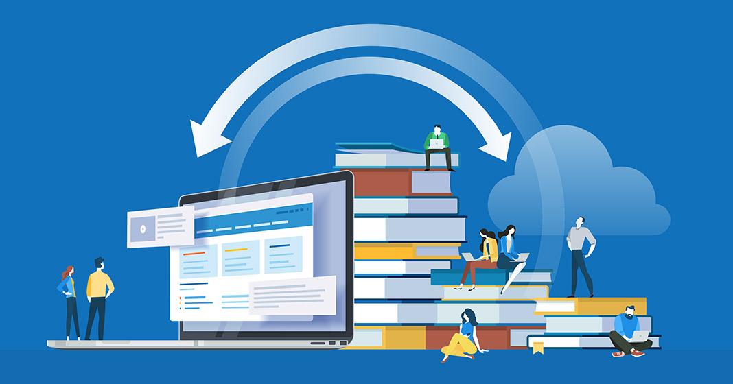 مواقع وروابط للدراسة عن بعد