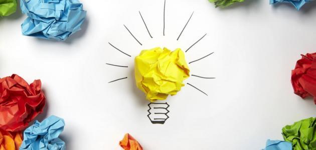الفرق بين الإبداع والابتكار والاختراع