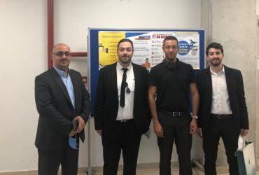المنظمة الشبابية الدولية عزم تبحث سبل التعاون مع جامعة نجم الدين اربكان في قونيا