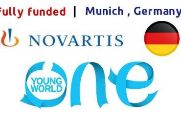 منحة نوفارتس لحضور مؤتمر One Young World Summit 2021