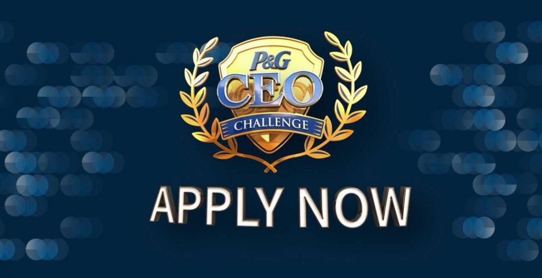 قدم على P&G CEO Challenge 2021 للمديرين التنفيذيين واستراتيجيي الأعمال