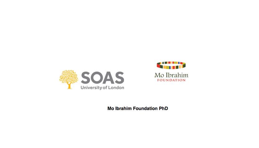 منح الدكتوراه للطلاب الأفارقة في مدرسة الدراسات الشرقية والأفريقية SOAS