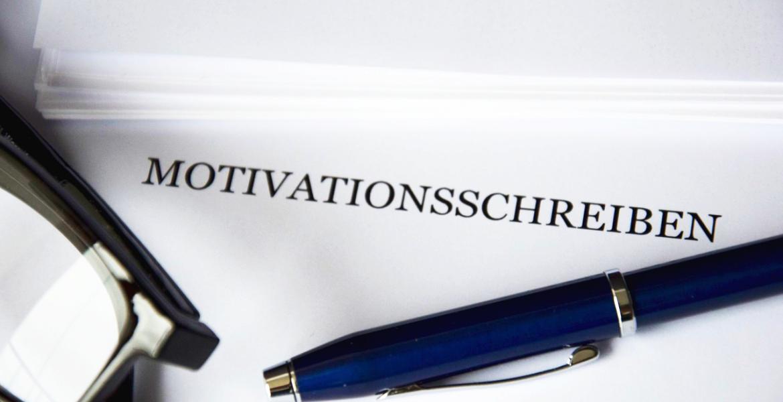 رسالة الدافع Motivation Letter